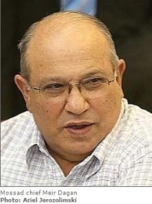 Mossad Chief Meir Dagan